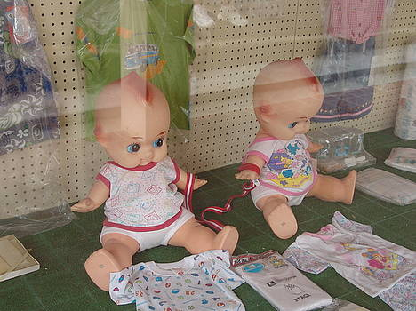 Baby Dolls by Celeste Nagy