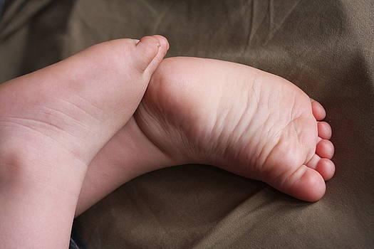 Baby Feet by Sheryl Chapman Photography