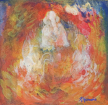 Baby Ganesha by Kate Maconachie