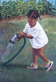Baby Girl 2 by Leonard R Wilkinson