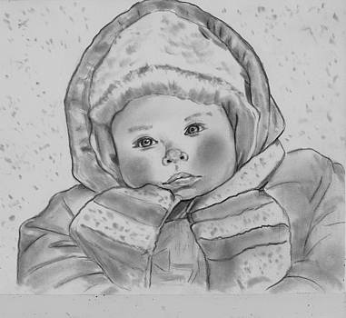 Baby It's Cold Outside by Barb Baker