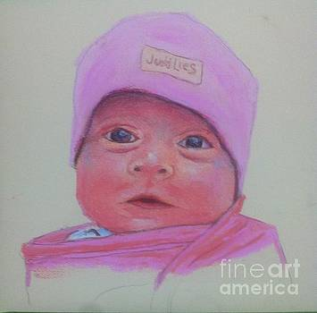 Baby Lennox by Rae  Smith PAC