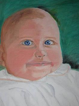 Baby Shelby by Thomasina Marks