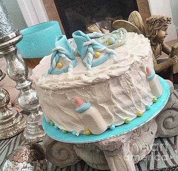 Baby Shower Cake by Craig Green