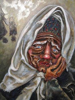 Babyshka by Ekaterina Pozdniakova