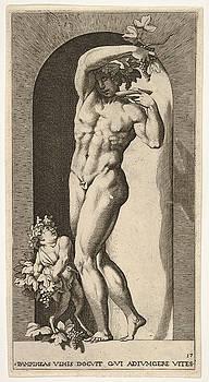 Giovanni Jacopo Caraglio - Bacchus