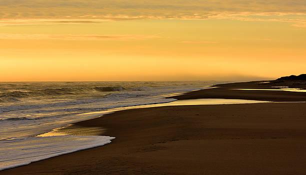 Back Bay Sunrise by Jamie Pattison