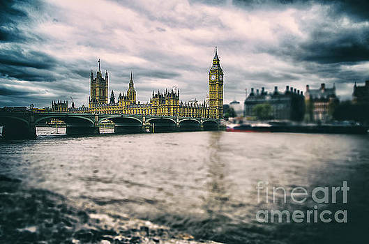 Back in London by Alessandro Giorgi Art Photography