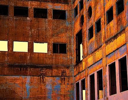 Back in The Day by Jim Markiewicz