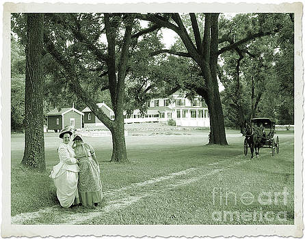 Back in Time at Hardman Farm by Nicole Angell