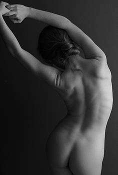 Nude 0150 by Jack Snyder
