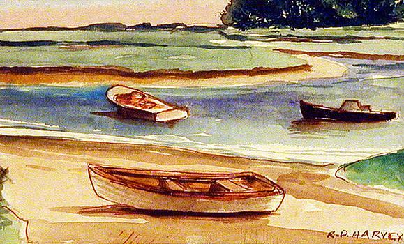 Back River by Robert Harvey