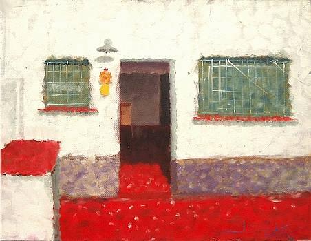 Backdoor by Daniel Ribeiro