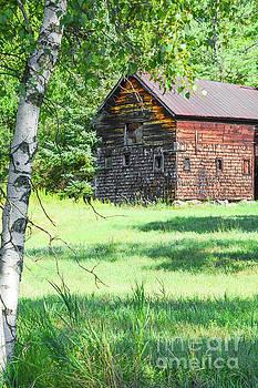 Backroad Barn 7.2 by Lisa Kilby