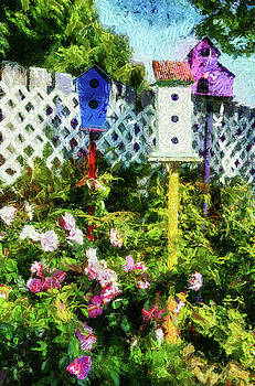 Thom Zehrfeld - Backyard Bird Houses