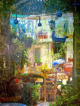 Backyard idyll by Andreas Thust