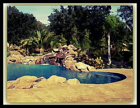 Regina Arnold - Backyard Lagoon