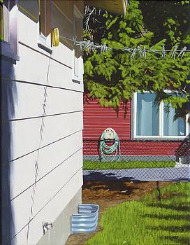 Backyard by Michael Ward