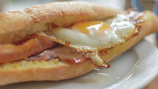 Jacek Wojnarowski - Bacon Egg Baguette A