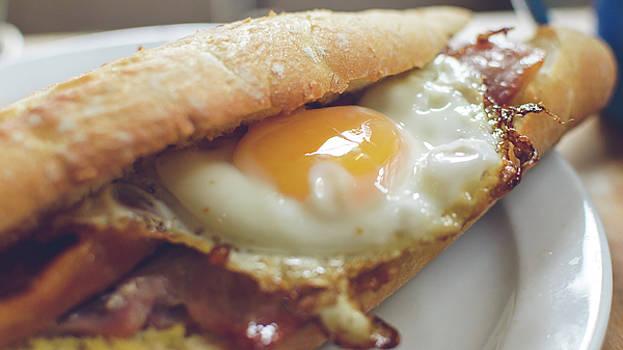 Jacek Wojnarowski - Bacon Egg Baguette B