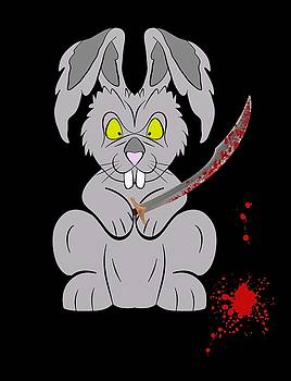 Bad Bunny by Gabi Siebenhuehner