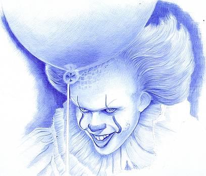Bad Clowns by Oleg Kozelskiy
