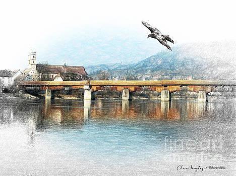 Bad Sackingen on the Rhine by Chris Armytage