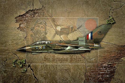 Bader Tornado by Peter Van Stigt