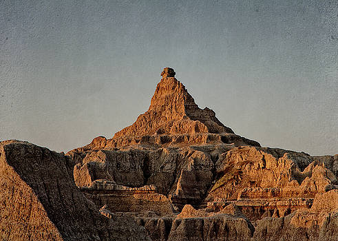 Badlands at Sunrise by Christopher Meade
