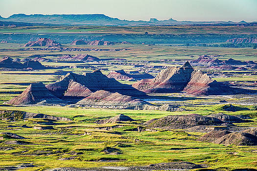 Badlands National Park by Andy Crawford