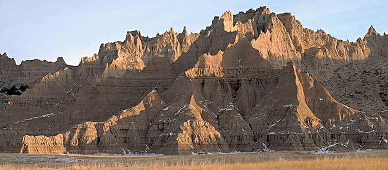 Larry Ricker - Badlands Panorama