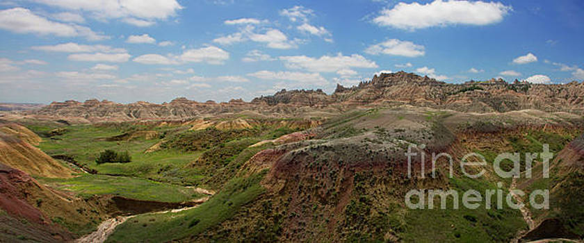 Badlands Plano by Steve Triplett