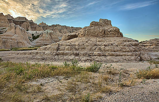 Badlands by Sandi Korshnak