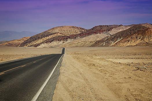 Ricky Barnard - Badwater Road