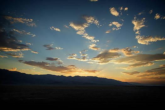 Ricky Barnard - Badwater Road Sunset II
