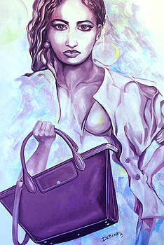 Bag Lady by Lloyd DeBerry
