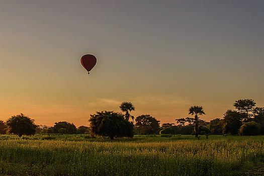 Bagan by Alexey Seafarer
