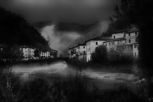 Bagni Di Lucca / Tuscany by Frank Andree