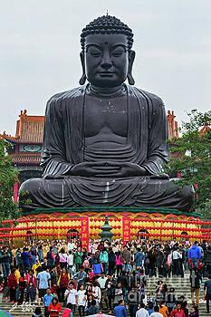 Baguashan Buddha by Jeffrey Stone