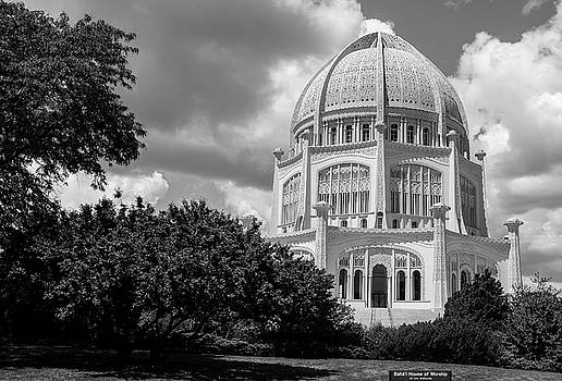 Baha'i Temple by John Roach