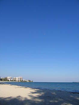 Bahamas Blue by Linda Jenkins