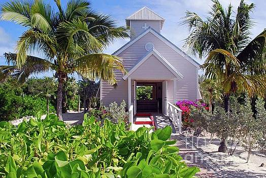 Gary Wonning - Bahamian Church