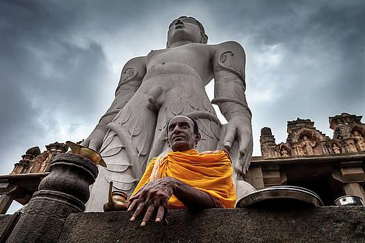 Mahesh Balasubramanian - Bahubali - Shravanabelagola