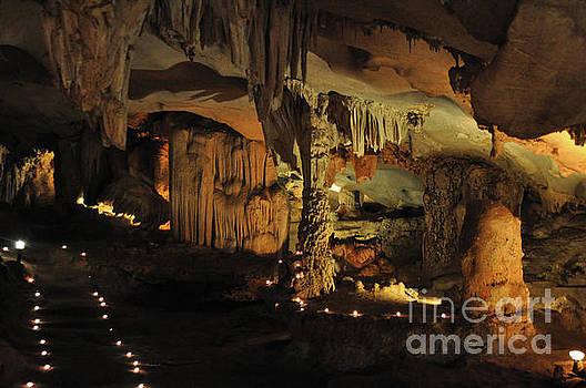 Bai Tu Long caves by Josephine Cohn