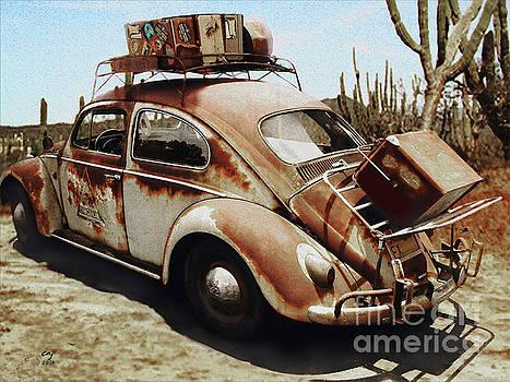 Baja Bug by Curt Johnson