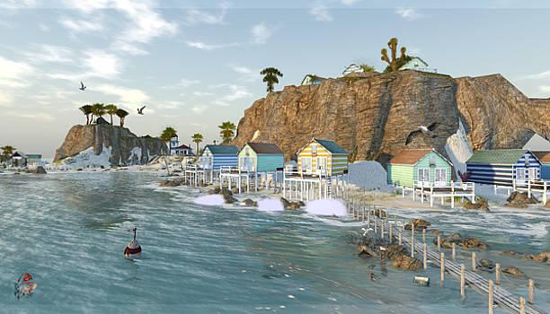 Baja Norte - Second Life by Patricia Whitaker
