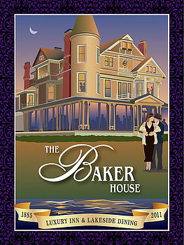 Baker House Romance by Leslie Alfred McGrath