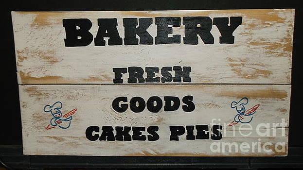 Bakery Fresh Goods by Arnie Goldstein