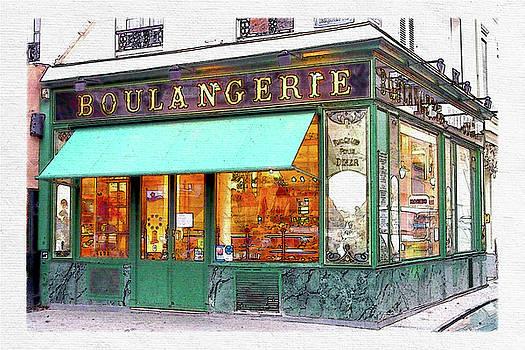 David Pringle - Bakery Shop