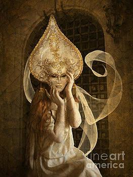 Bal Du Mask Venice 5 by Babette Van den Berg